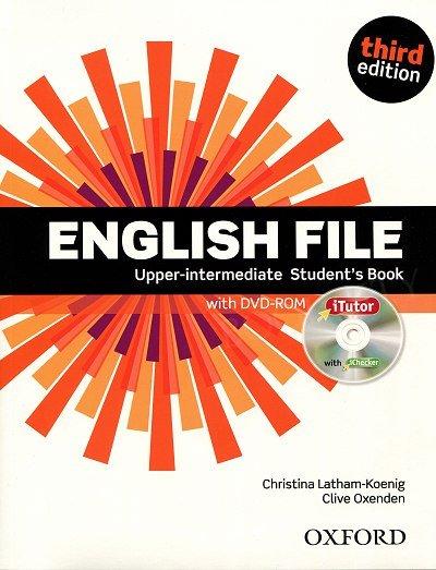 English File Upper Intermediate (3rd Edition) (2014) Student's Book