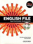 English File Upper Intermediate (3rd Edition) (2014) podręcznik