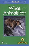 What Animals Eat Level 2 Book