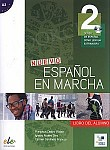 Nuevo Espanol en marcha 2 Podręcznik + CD