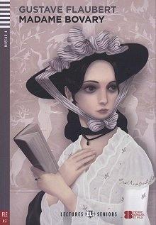 Madame Bovary Książka + CD