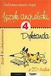 Język angielski Zeszyt 4 Dyktanda z płytą CD