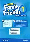 Family and Friends 1 (2nd edition) książka nauczyciela