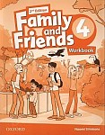 Family and Friends 4 (2nd edition) ćwiczenia