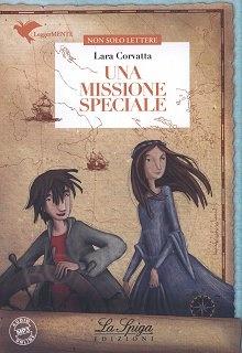 Una missione speciale (poziom B2) Książka+audio mp3 online