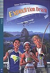 Expedition Brazil (poziom B1) Książka+CD audio