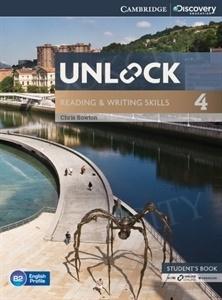 Unlock: Reading & Writing Skills 4 podręcznik