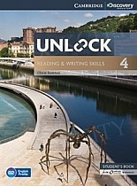 Unlock: Reading & Writing Skills 4 Podręcznik + Online Workbook