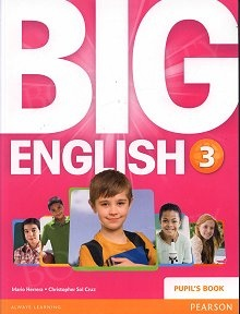 Big English 3 Pupil's Book