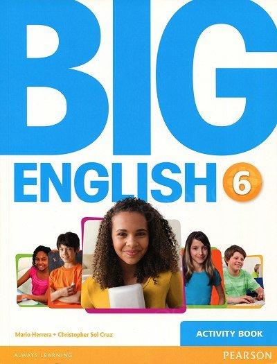 Big English 6 ćwiczenia