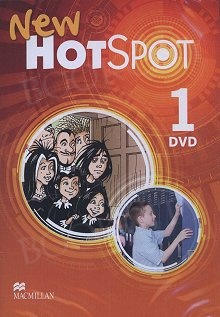 New Hot Spot klasa 4 (Reforma 2017) DVD