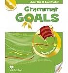 Grammar Goals 4 Książka ucznia + CD-ROM