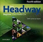 New Headway Beginner (4th Edition) Class Audio CDs