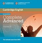Complete Advanced 2ed Class Audio CDs (2)