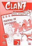 CLAN 7 con ¡Hola, amigos! Nivel 2 ćwiczenia