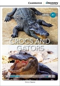 Crocs and Gators (poziom A1) Book with Online Access