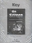 On Screen Intermediate B1+/B2 Klucz Zeszyt ćwiczeń (Workbook & Grammar Book)
