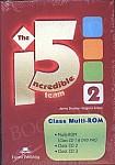 The Incredible 5 Team 2 Class Multi-ROM (Class CDs & DVD)