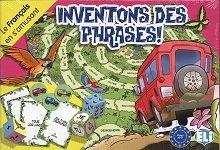 Inventons des phrases! Gra językowa z polską instrukcją i suplementem
