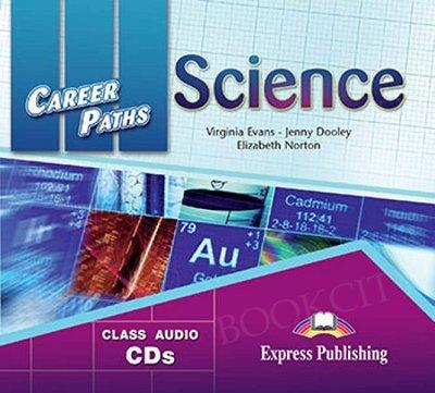 Science Class Audio CDs