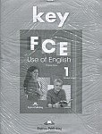 FCE Use of English 1 Answer Key