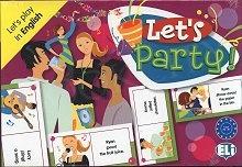 Let's Party! Gra językowa z polską instrukcją i suplementem