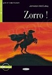 Zorro! (Niveau 1) Livre + CD audio