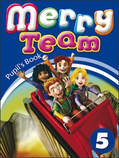 Merry Team 5 Pupil's Book