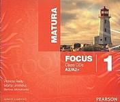 Matura Focus 1 (WIELOLETNI) Class CD