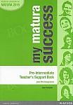 My Matura Success Pre-Intermediate (WIELOLETNI) książka nauczyciela