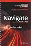 Navigate  Pre-Intermediate B1 Teachers Book with Teachers Resource Disc