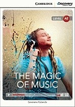 The Magic of Music Book with Online Access
