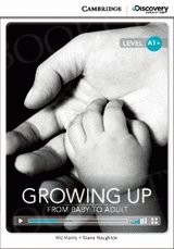 Growing Up: From Baby to Adult Book with Online Access