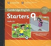 Cambridge Young Learners English Tests 9 Starters (2015) Audio CD