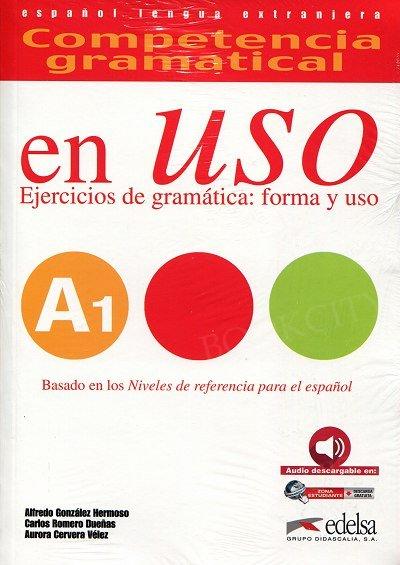 En Uso A1. Ejercicios de gramatica forma y uso Libro + CD