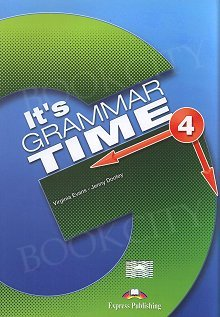 It's Grammar Time 4 Student's Book+kod digibook