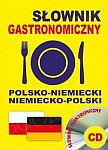 Słownik gastronomiczny polsko-niemiecki niemiecko-polski Książka+CD