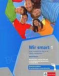 Wir Smart 1 - klasa 4 Smartbook. Rozszerzony zeszyt ćwiczeń z interaktywnym kompletem uczniowskim