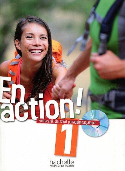 En Action 1 (wydanie dla szkół ponadgimnazjalnych) podręcznik