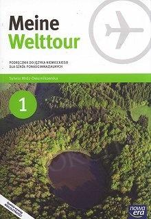 Meine Welttour 1 podręcznik