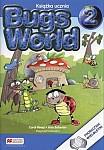Bugs World 2 (WIELOLETNI 2015) podręcznik