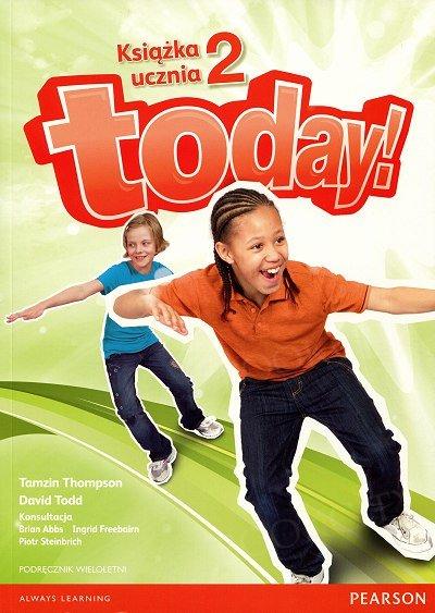 Today! 2 (WIELOLETNIA) podręcznik
