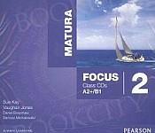 Matura Focus 2 (WIELOLETNI) Class CD