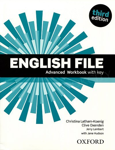 English File Advanced (3rd Edition) (2015) Workbook with Key