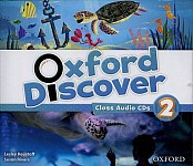 Oxford Discover 2 Class Audio CD (3)