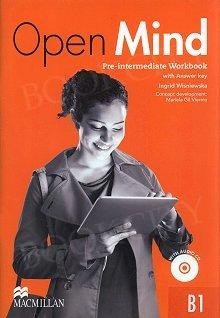 Open Mind Pre-Intermediate ćwiczenia