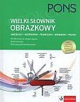 Wielki słownik obrazkowy angielski hiszpański francuski niemiecki polski