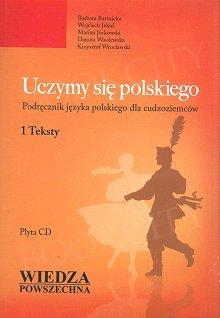 Uczymy się polskiego książka + CD mp3