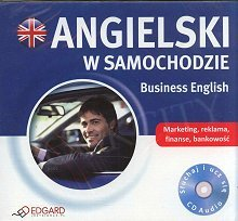 Angielski w samochodzie Business English CD-Audio