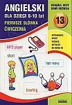 Angielski dla dzieci 8-10 lat. Pierwsze słówka ćwiczenia. Appearance, sport, science, articles, be going to